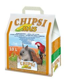 JRS Chipsi mais 10l/4.5kg - podściółka z kolb kukurydzy dla gryzoni