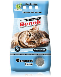Benek Super compact 20 kg nebesky modré