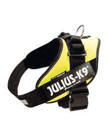 TRIXIE Postroj pre psov Julius-K9 IDC, 4 / XL: 96-138 cm, neónovo žltý