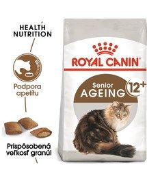 ROYAL CANIN Ageing 12+ granule pre staré mačky 4kg