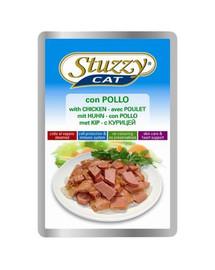 STUZZY Chicken - kuracie mäso v želé 100G