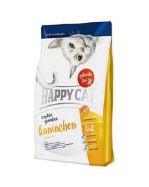 HAPPY CAT Sensitive Grainfree králik 1,4 kg
