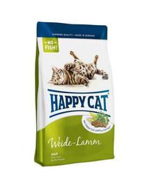 HAPPY CAT Fit & Well Adult jahňacie 10 kg