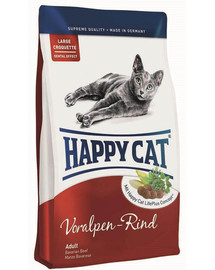 HAPPY CAT Fit & Well Adult Hovädzie 1,4 kg