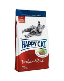 HAPPY CAT Fit & Well Adult Hovädzie 4 kg