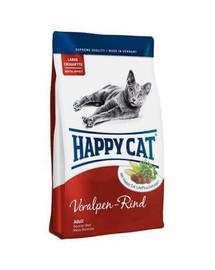 HAPPY CAT Fit & Well Adult hovädzie mäso 10 kg