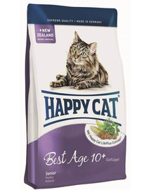 HAPPY CAT Fit & Well Best Age 10+  Senior 1,4 kg