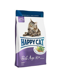 HAPPY CAT Fit & Well Best Age 10+ 4 kg