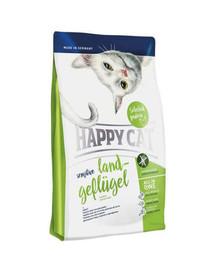 HAPPY CAT Sensitive Kuracie 4 kg
