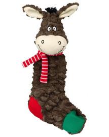 TRIXIE Sada sviatočných hračiek - somár a ovce 32 cm 6ks / bal