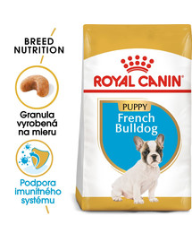 ROYAL CANIN French Bulldog Puppy 10kg granule pre šteňa francúzskeho buldočka