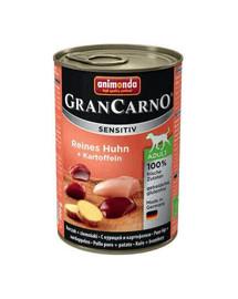 ANIMONDA Grancarno Sensitive kuracie a zemiaky 800 g