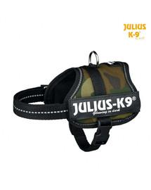 TRIXIE Julius-K9 Harness, Mini/M: 51–67 cm, Camouflage