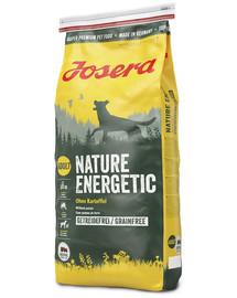 Josera Nature Energetic 15 kg pre aktívnych psov