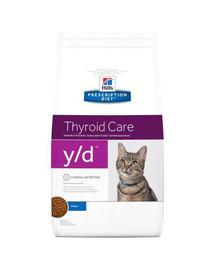 HILL'S Prescription Diet Feline y / d 5 kg