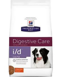 HILL'S Prescription Diet i / d Canine Low Fat 12 kg