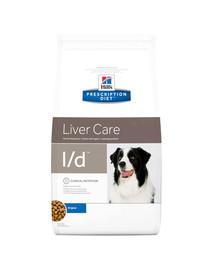 HILL'S Prescription Diet l / d Canine 12 kg