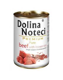 DOLINA NOTECI Premium Pure Kapsička hovädzie s ryžou 150g