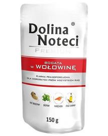 DOLINA NOTECI Premium bohaté na hovädzie 150g