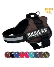 TRIXIE Postroj Julius-K9®, 1/L: 66–85 cm/50 mm, indygo