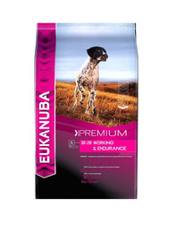 EUKANUBA Premium Performance All Working & Endurance Chicken 3 kg