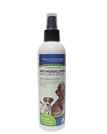 FRANCODEX Sprej proti obhrýzaniu od šteniat a psov 200 ml