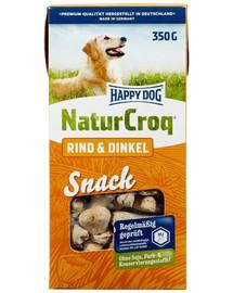 HAPPY DOG Natur Snack Rind + Dinkel 350 g