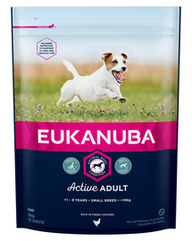 EUKANUBA Adult Small Breeds Chicken 1 kg