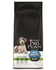 PURINA pre PLAN LARGE ATHLETIC PUPPY 12kg
