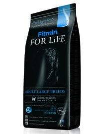 FITMIN For Life Adult Large Breeds 15 kg