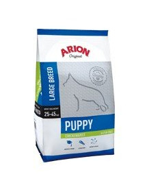 ARION Original Puppy Large Chicken & Rice 12 kg