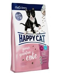 HAPPY CAT Supreme junior grainfree kačica 4 kg