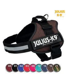 TRIXIE Postroj Julius-K9®, 3/XL: 82–116 cm/50 mm, indigo
