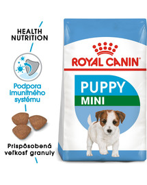 ROYAL CANIN Mini Puppy 800g granule pre malé šteňatá
