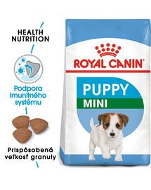ROYAL CANIN Mini Puppy 4kg granule pre malé šteňatá