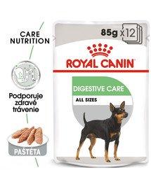 ROYAL CANIN Digestive Care Dog Loaf 85g x12 kapsička s paštétou pre psy s citlivým trávením