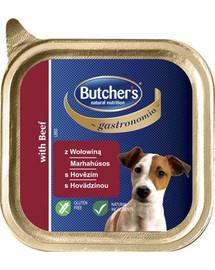 BUTCHER'S Gastronomia hovädzia paštéta 150 g