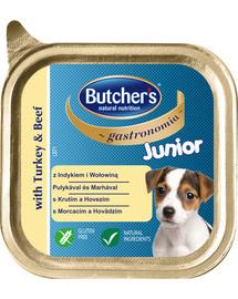 BUTCHER'S Gastronomia Junior paštéta hovädzie a morčacie mäso 150 g