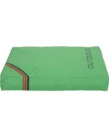 ZOLUX Vankúš s odnímateľným poťahom OUTDOOR 100 cm zelený