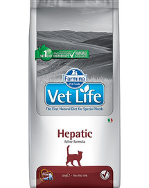 FARMINA Vet Life Cat Hepatic 2kg