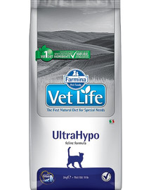 FARMINA Vet Life Cat Ultrahypo 5 kg