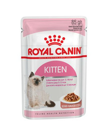 ROYAL CANIN Kitten Instinctive 85 gv omáčke