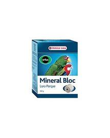 Versele-LAGA Mineral Bloc Loro Parque 250 g - Minerálna kocka pre veľké a stredné papagáje