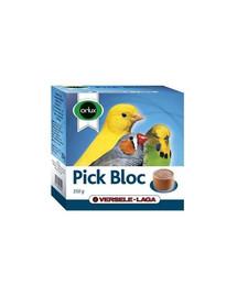 Versele-LAGA Pic Bloc 350 g Minerály v hlinenej miske pre vtáky