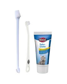 TRIXIE Sada na čistenie zubov