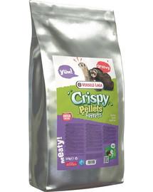 VERSELE-LAGA VL-Crispy Pellets - Ferrets 10 kg - granule pre fretky