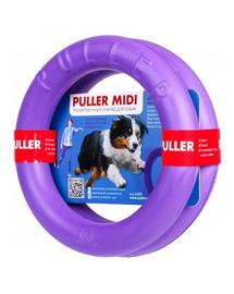 PULLER Midi Dog Fitness ring pre stredne veľkého psa, 23 cm