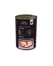 FITMIN For Life Puppy Kuracia konzerva pre šteňatá 400 g