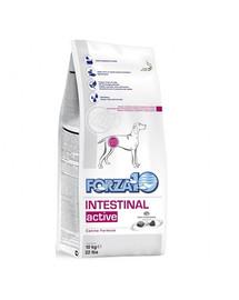 FORZA 10 Intestinal Active Nutraceutická výživa pre problémy so zažívacím traktom pre psov 10 kg
