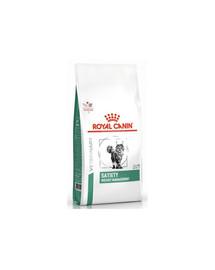 ROYAL CANIN Veterinary Health Nutrition Cat Satiety 6 kg